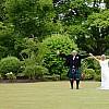 Wedding Photographer, Garvock House Fife