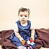eight month old, Larbert