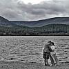 Wedding Photography, Loch Morlich