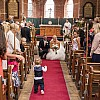 Wedding Photography, Christ Church, Linton