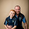 Father and Son, Larbert