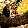 Wedding Photography, Royal Botanic Gardens Edinburgh