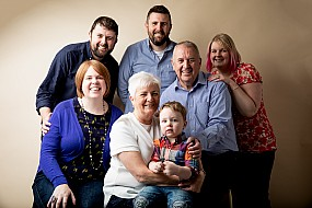 Family, Studio