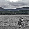 Wedding Photography, Loch Morlich