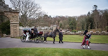 Wedding Photography, Culzean Castle