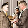 Wedding Photography, Stirling Registrars Office