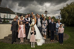 Wedding Photography, The Riverside Inn, Branston