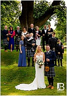 Wedding Photography, Prestonfield House