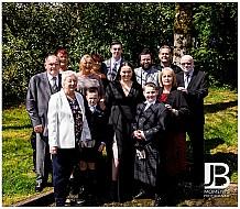 First Communion, East Kilbride