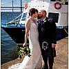 Wedding Photography, Inchcolm Abbey