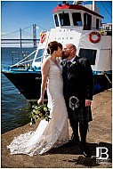 Wedding Photography, Inchcolm Abbey
