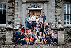 Family, Balnakeilly House