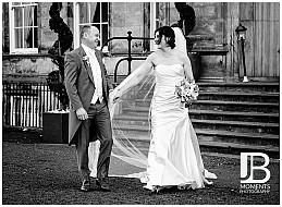Wedding Photography, Airth Castle