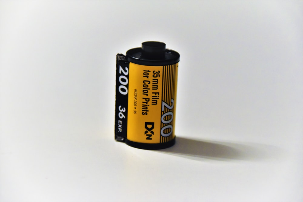 roll of film JB Moments Photography