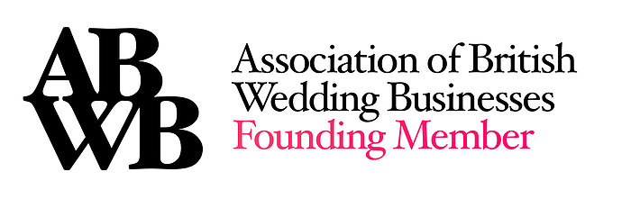 Proud member of the Association of British Wedding Businesses