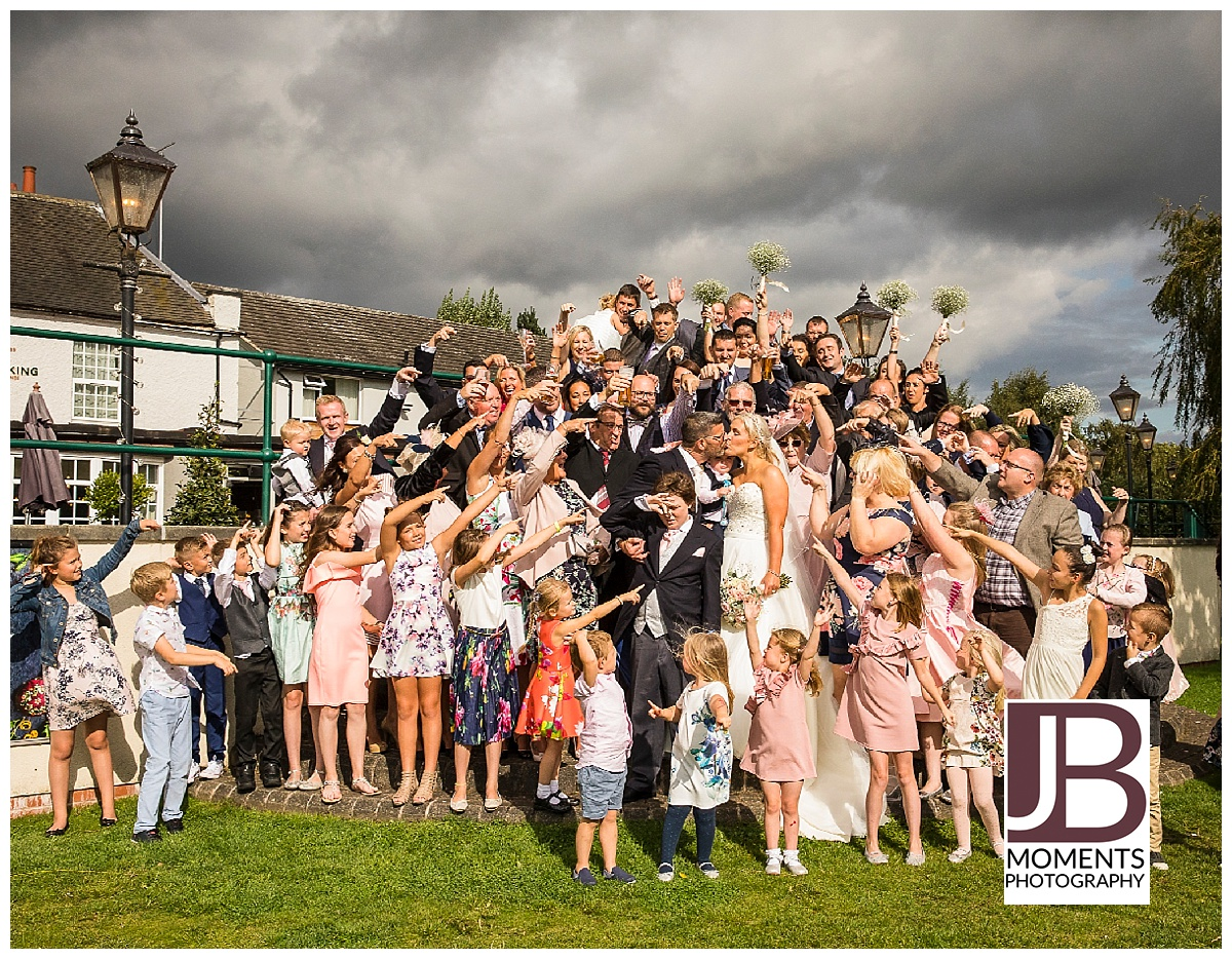 Wedding Photographer Stirling - JB Moments Photography