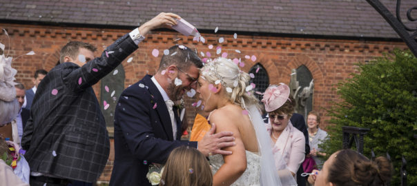 Confetti Wedding Photography by JB Moments Photography