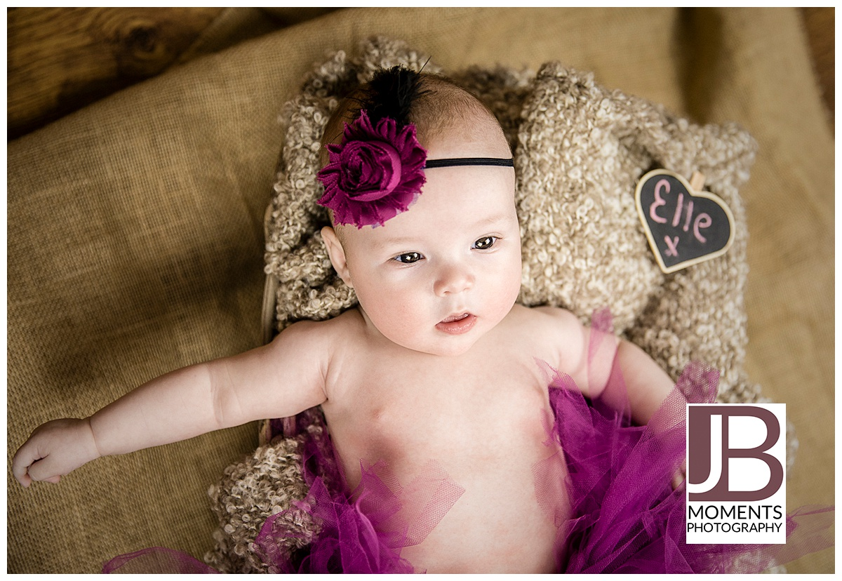 Baby photographer - JB Moments Photography