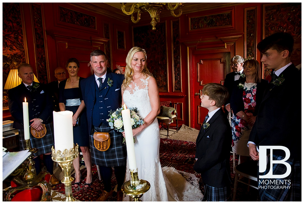 Wedding photographer in Edinburgh - JB Moments Photography