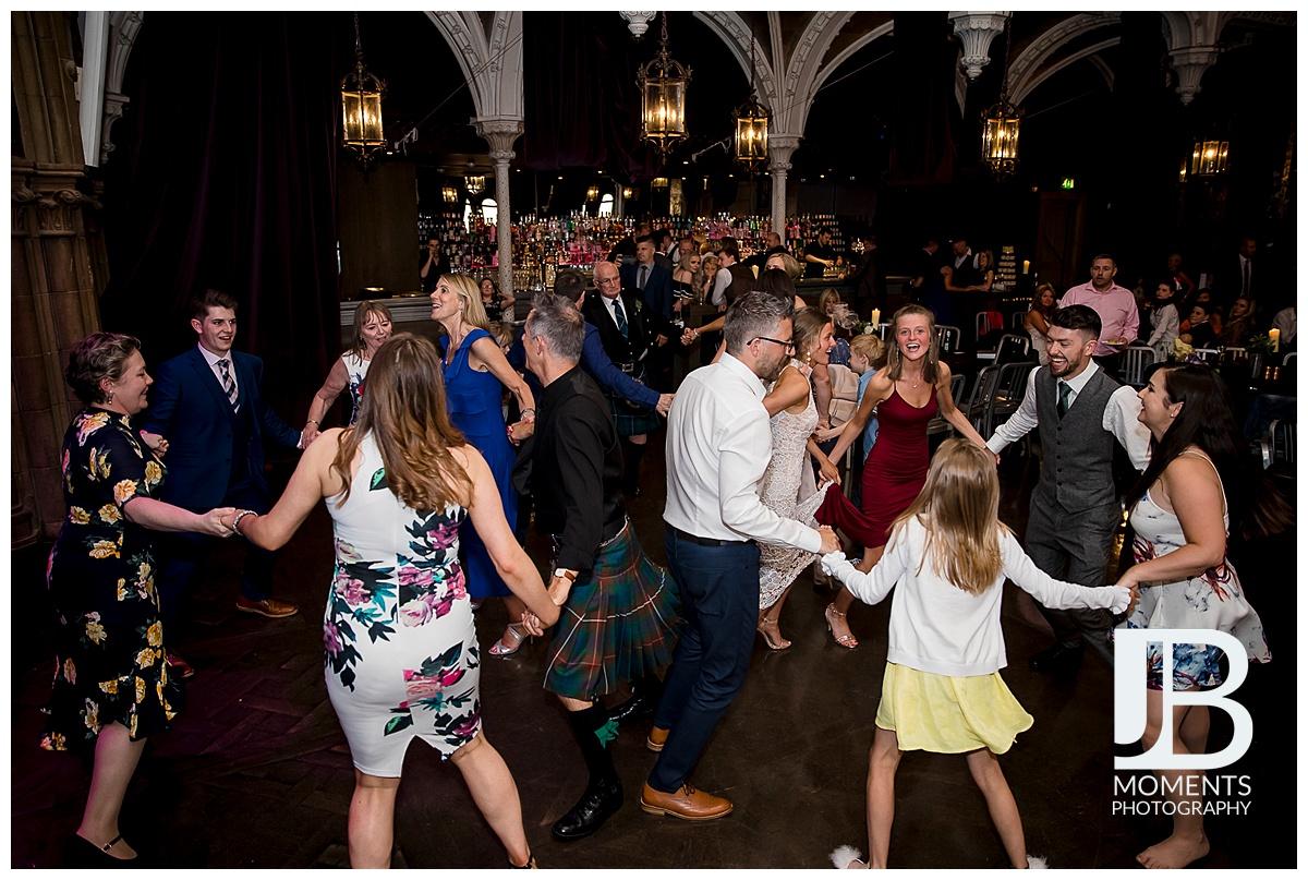 Wedding photographer in Edinburgh - JB Moments Photography