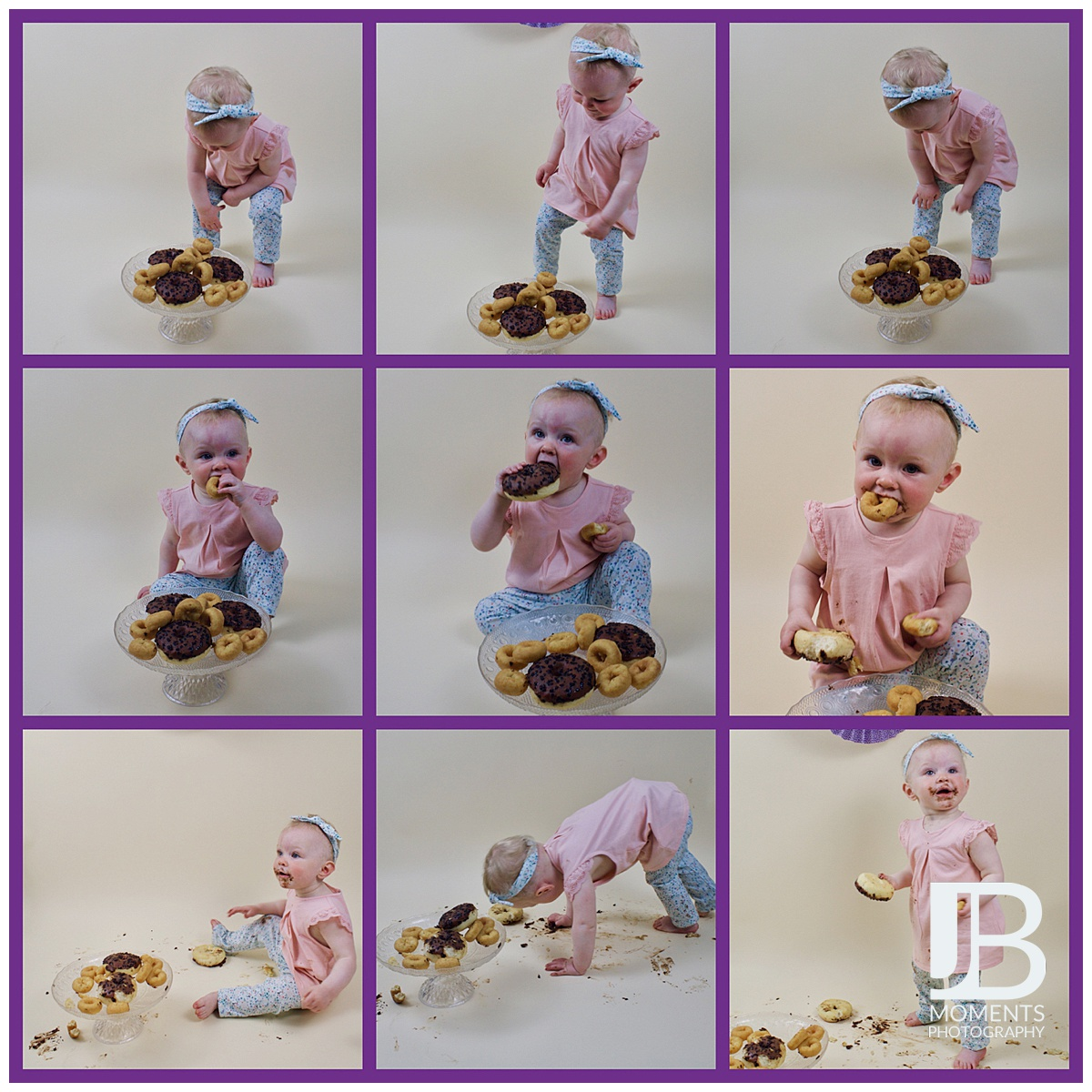 Child photographer in Stirling - JB Moments Photography