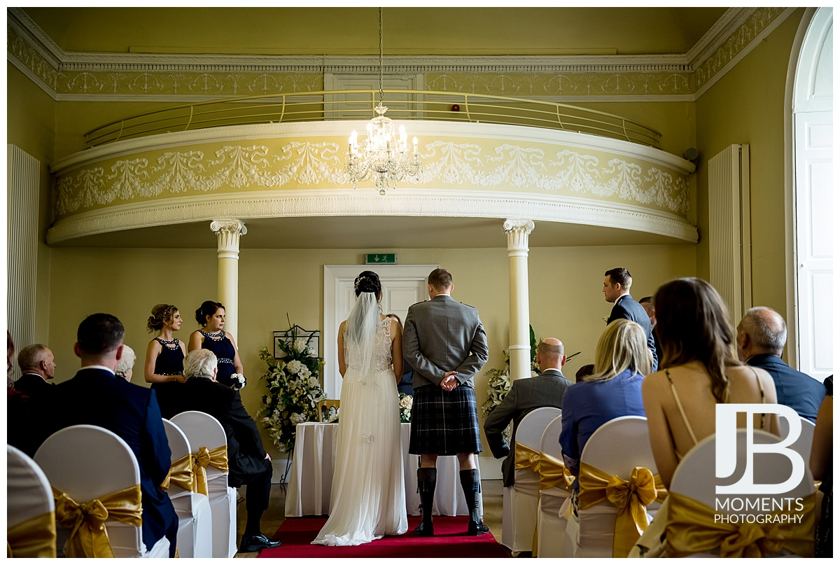 Lanarkshire Wedding Photographer - JB Moments Photography