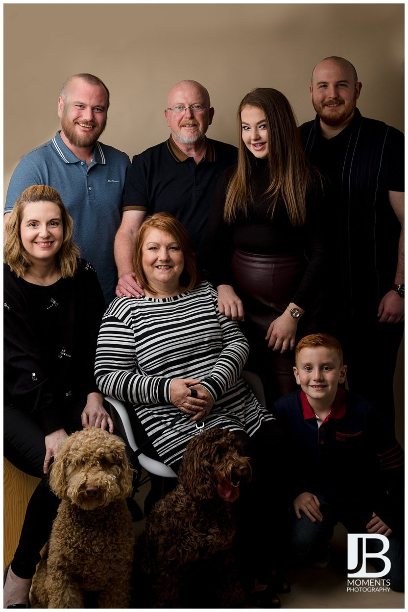 Family photographer in Stirling - JB Moments Photography