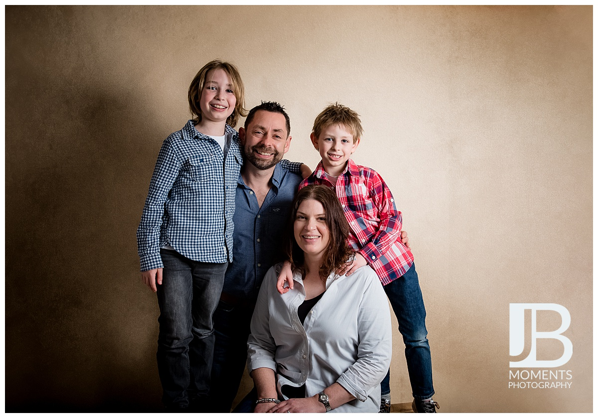 Family photographer near Stirling