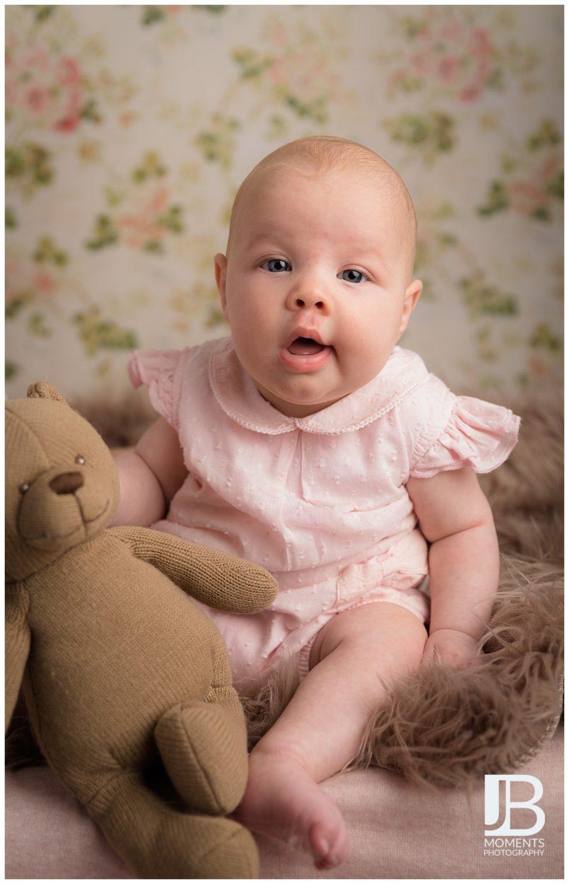 Child photography near Falkirk by JB Moments Photography