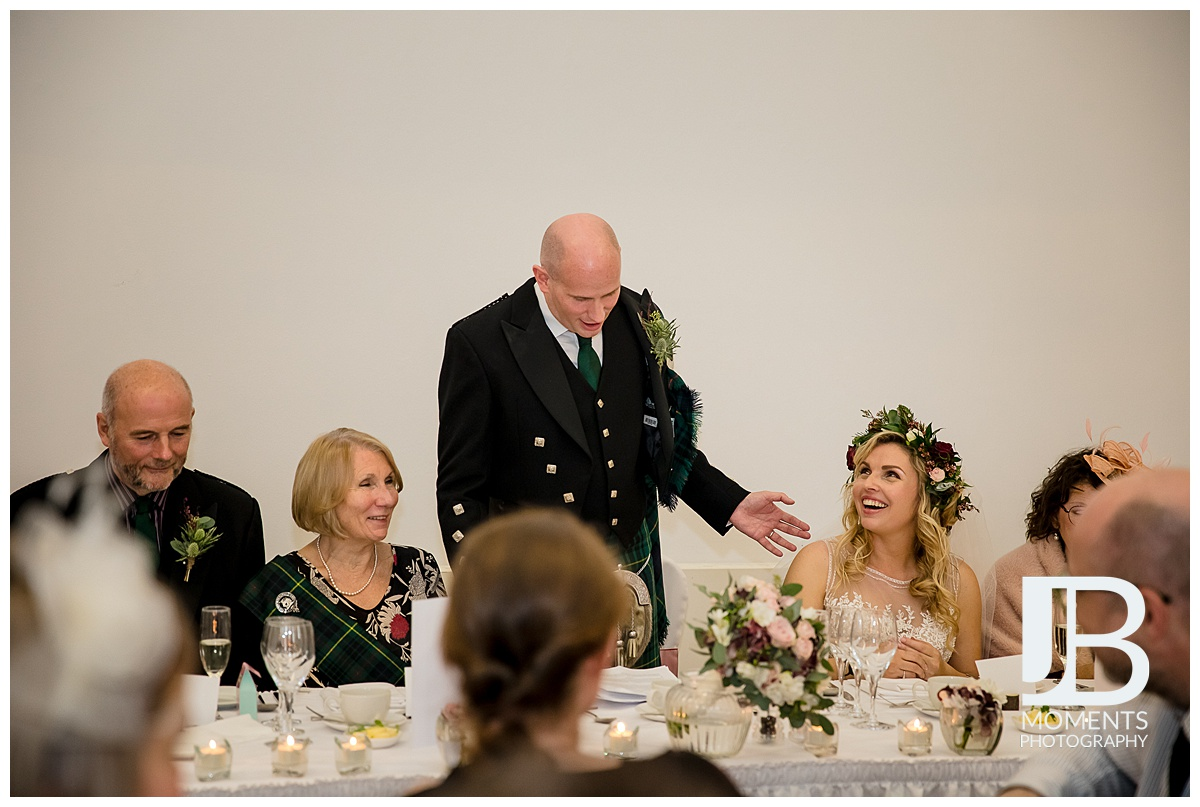 Wedding photography by JB Moments Photography
