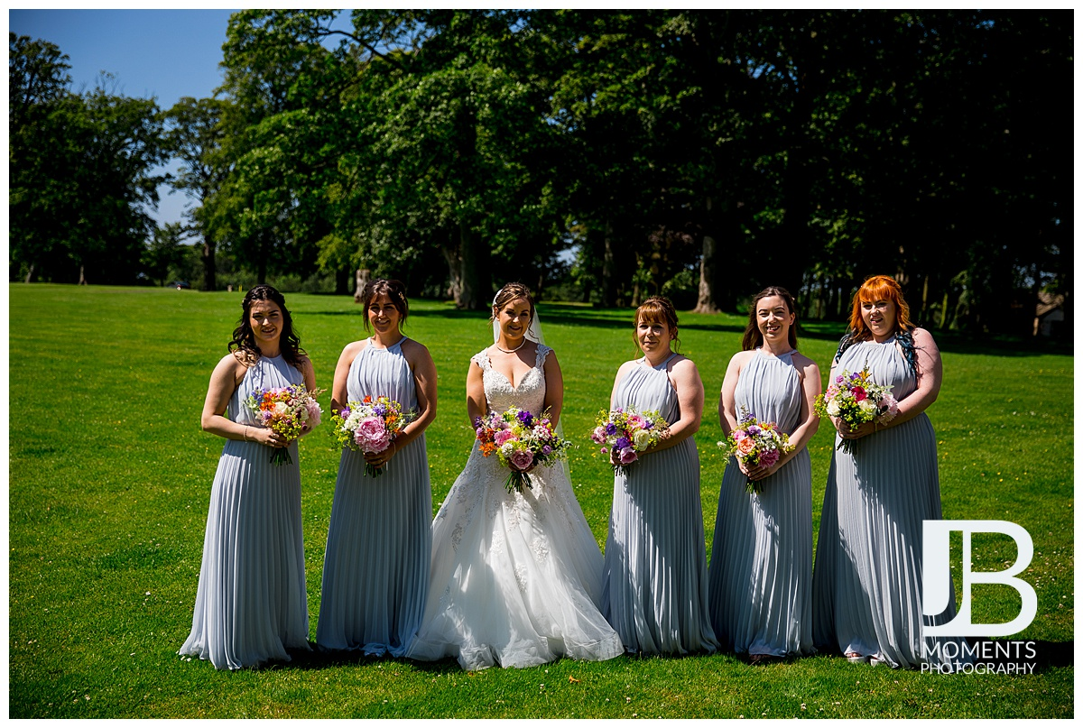 Wedding Photographer in Fife - JB Moments Photography
