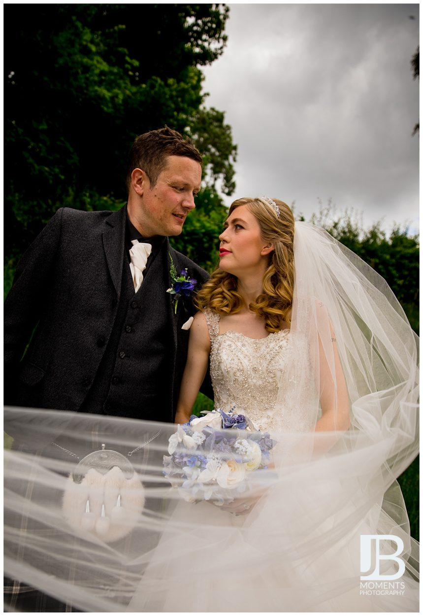 Edinburgh Wedding Photographer - JB Moments Photography