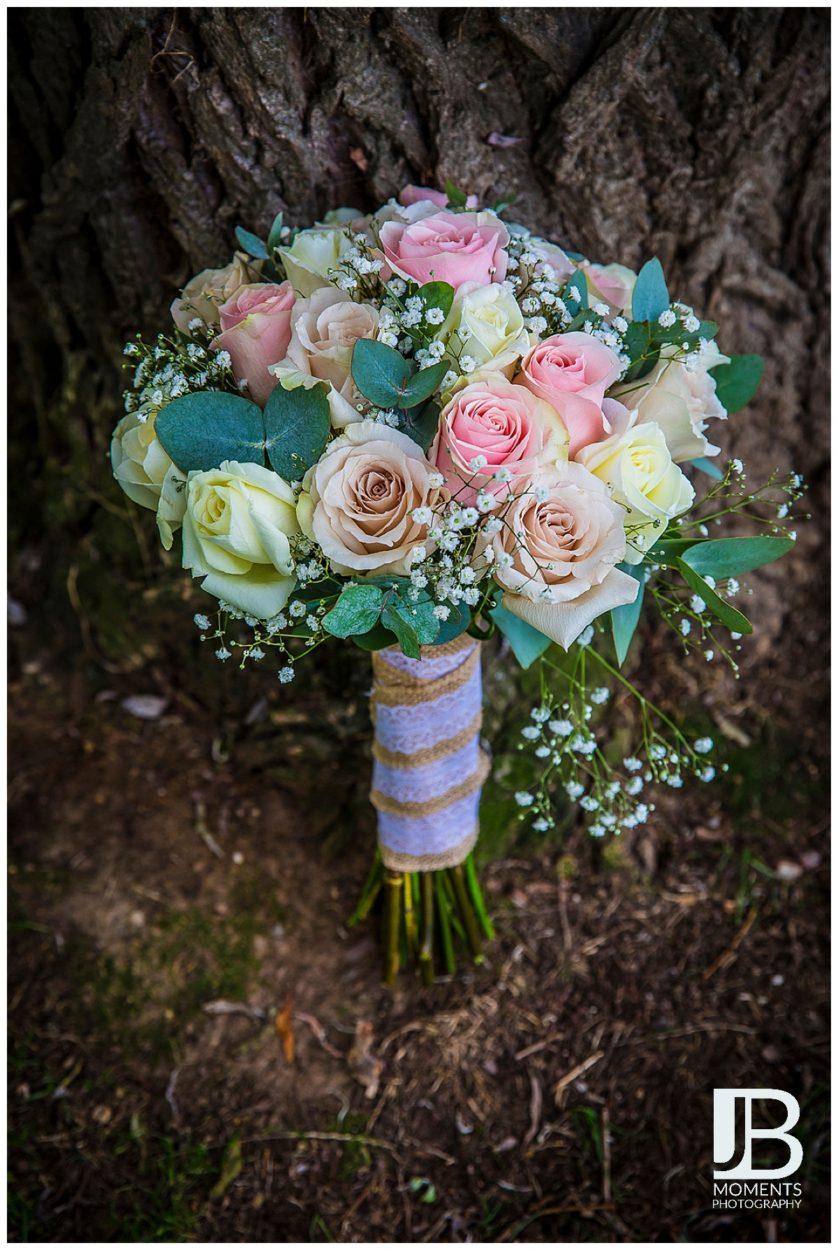 Wedding flowers - JB Moments Photography