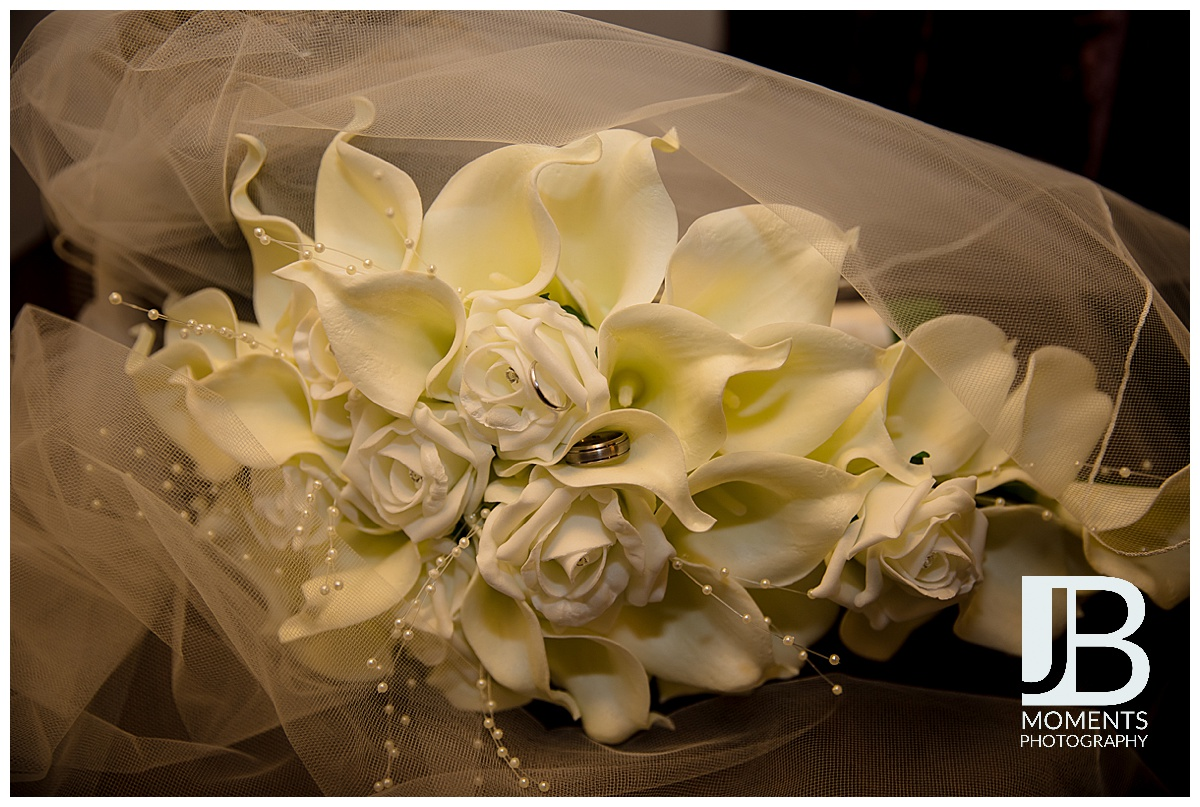 Wedding flowers - JB Moments Photography
