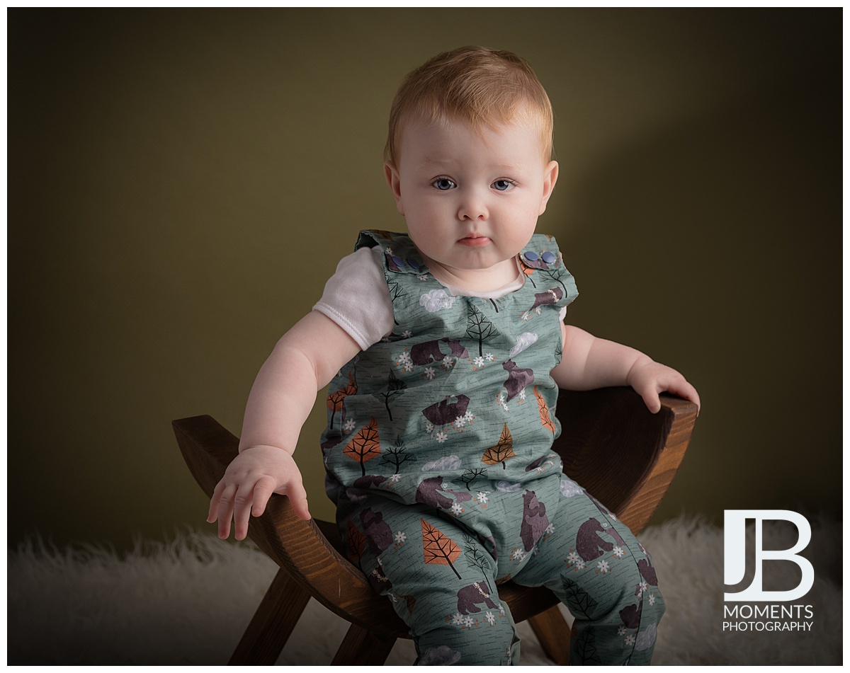 Grow with Me studio session by JB Moments Photography