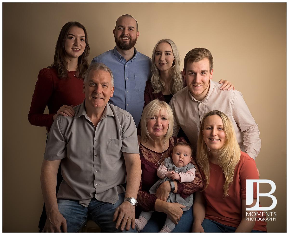 Family Photographer near Falkirk - JB Moments Photography