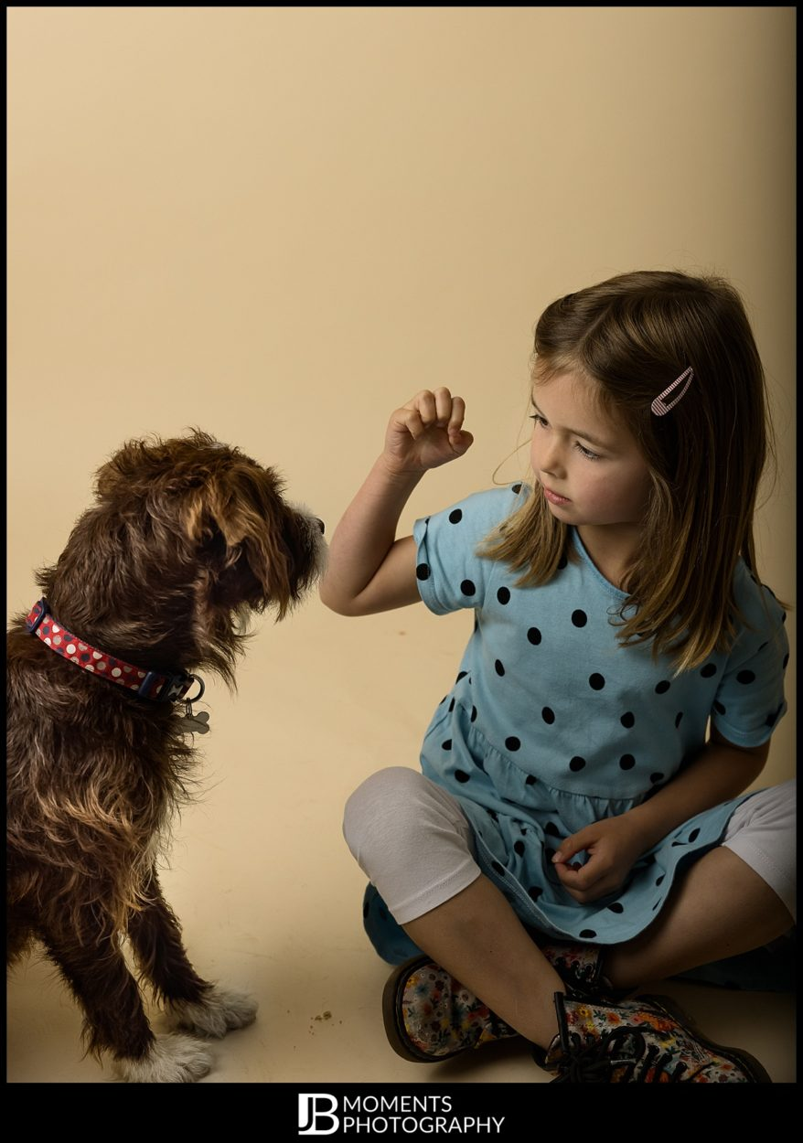 Pet and Children Photography by JB Moments Photography