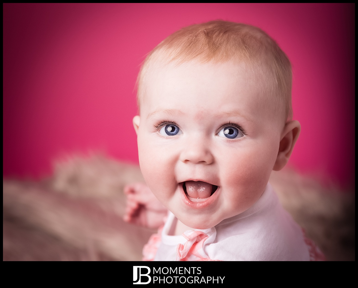 Baby Photographer near Falkirk - JB Moments Photography