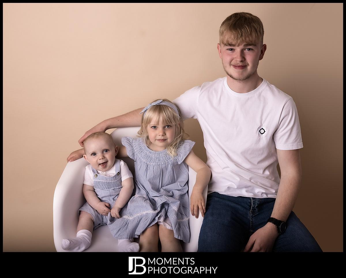 Family Photographer - JB Moments Photography