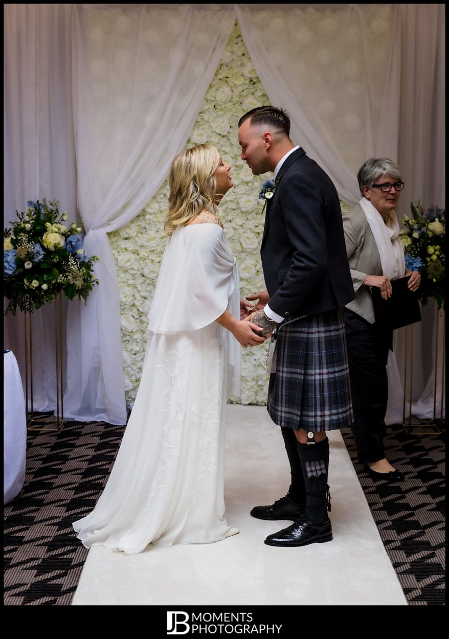 Wedding Photographer in Perthshire - JB Moments Photography