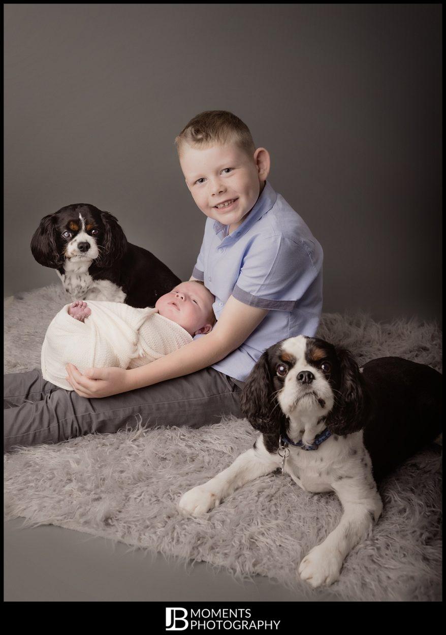 Falkirk Baby Photographer - JB Moments Photography