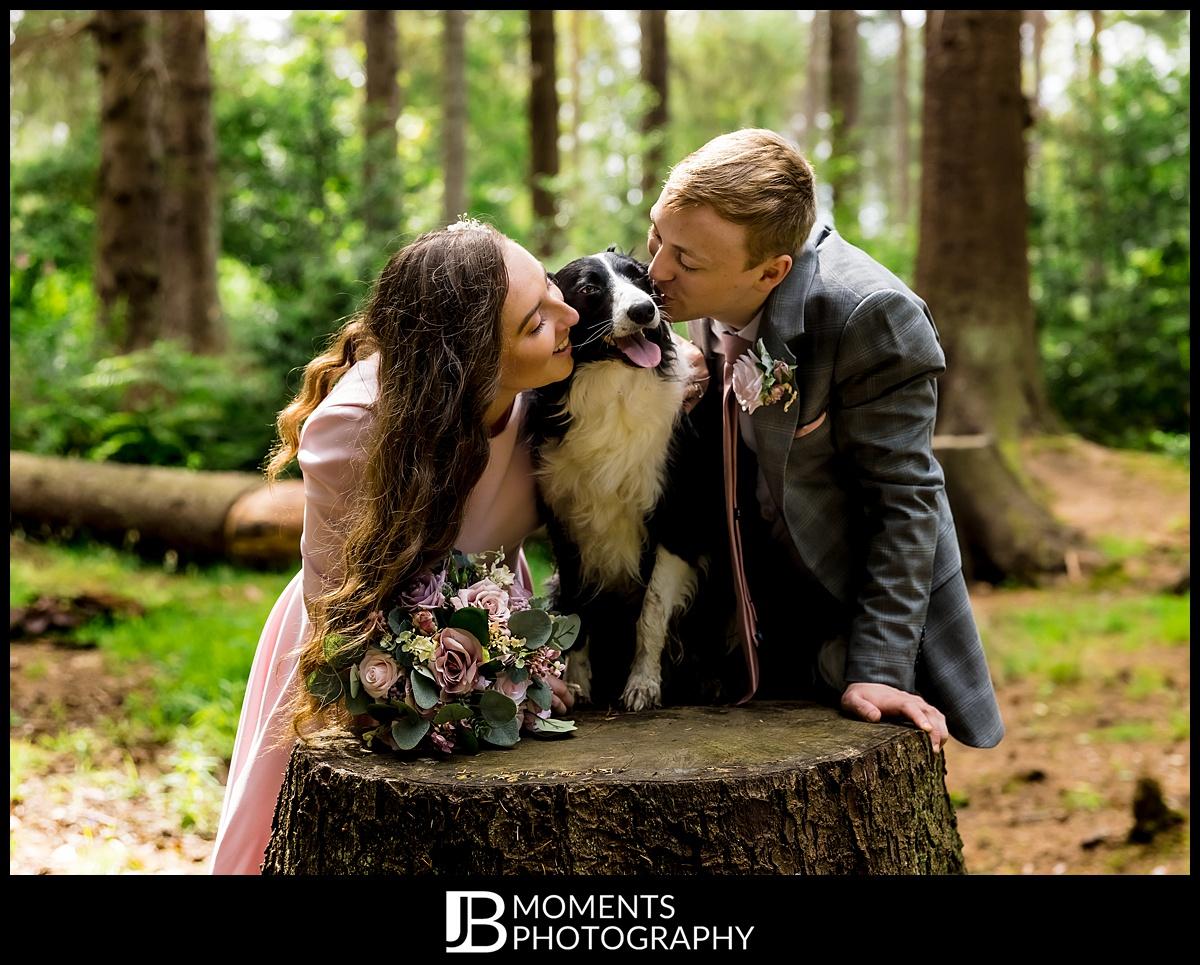 Wedding Photographer in Falkirk - JB Moments Photography